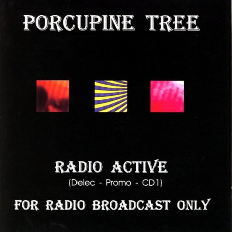 "The artwork for ""Radio Active"""